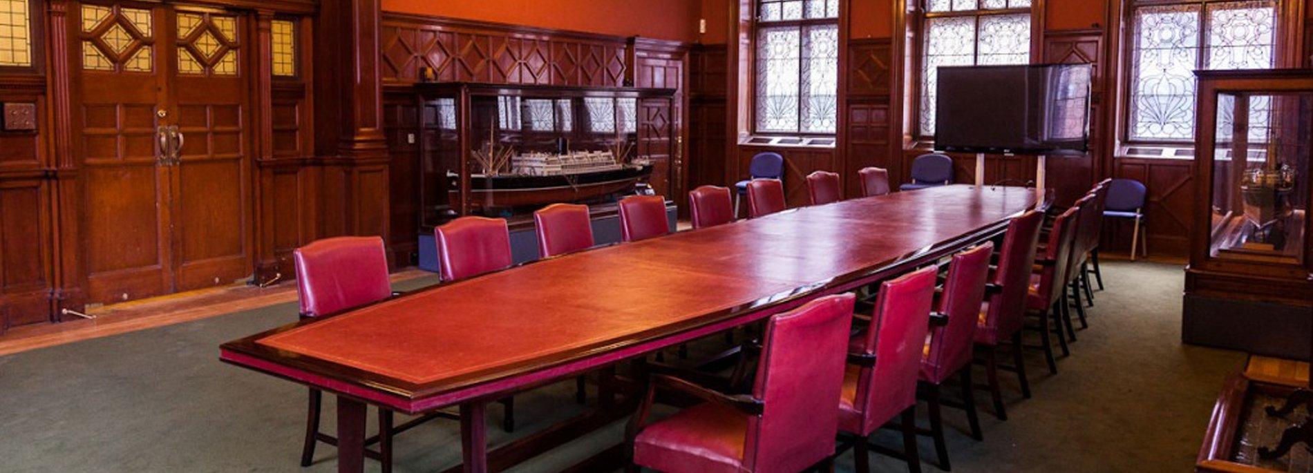 Fairfield Boardroom